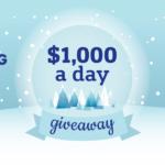 Irving – $1000 Giveaway / 1 000 $ à gagner
