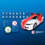 MyHusky App Pin & Win Giveaway!
