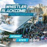 Whistler Winter Paradise Getaway