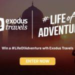 Exodus Travel – Life of Adventures