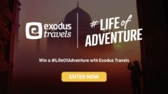 Exodus Travel – Life of Adventures