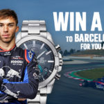 WIN A TRIP to Barcelona for F1 Testing