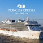 Princess Cruises -50 Years Sailing North to Alaska Sweepstakes