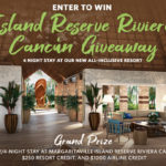 Margaritaville's Island Reserve Riviera Cancun Giveaway
