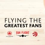 Air Canada Fan Flight Contest