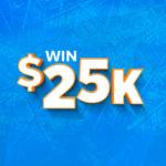 Winnertime $25,000 Cash Giveaway
