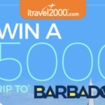 itravel2000.com Win a $5000 Trip to Barbados