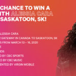 Win a Trip to JUNOS 2020 and meet Alessia Cara