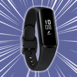 Win a Samsung Galaxy Fit-e Fitness Tracker