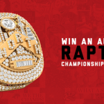 Win an Exclusive Toronto Raptors Championship Ring and 2 VIP Tickets to Raptors vs. Lakers