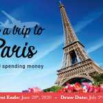 LINEN CHEST – Win a trip for 2 to Paris