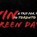 Green Day Flyaway Contest