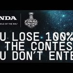 Honda 2020 Stanley Cup® Final Contest