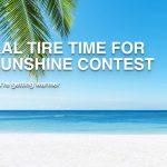 Time for Sunshine Contest – KALTIRE