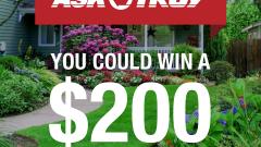 Win a $200 Troy-Bilt Prepaid MasterCard!