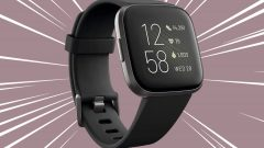Fitbit Versa 2 Health & Fitness Smartwatch Giveaway • Steamy Kitchen Recipes Giveaways