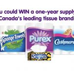 WIN a Year's Supply of Kruger Products