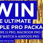 Win the Ultimate Apple Pro Package | Tip Top