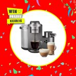 Keurig Cappuccino Maker Giveaway • Steamy Kitchen Recipes Giveaways