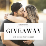 Win Free Engagement/Couples Photoshoot