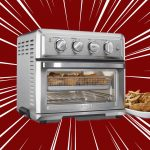 Cuisinart AirFryer Convection Toaster Oven Giveaway • Steamy Kitchen Recipes Giveaways