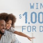 Win $1000 for Dad
