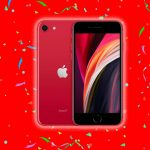 Enter to Win a new iPhone SE
