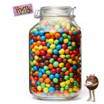 Enter to WIN $500 and a year's supply of M&M'S Fudge Brownie candies