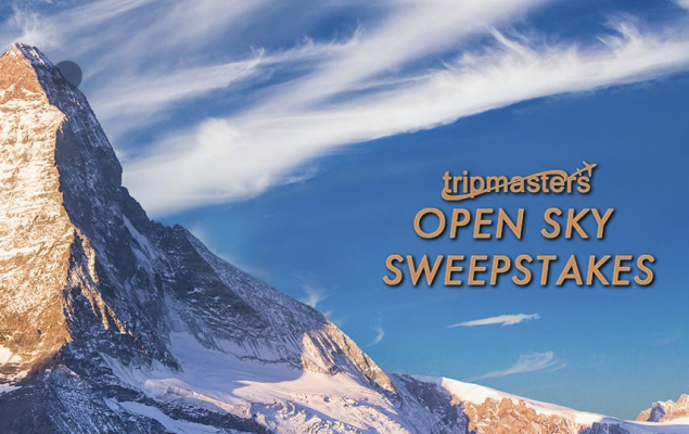 Tripmasters' Open Sky Sweepstakes