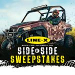 LINE-X Side BY Side Sweepstakes