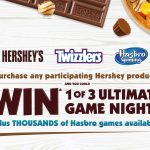Hershey Ultimate Game Night Contest