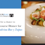 WIN a 12-course Dinner for Four at Madrina Bar y Tapas – Azureau Wines