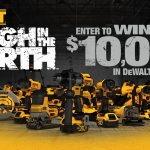 DEWALT® Tough in the North™ Sweepstakes – 2020