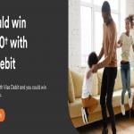 Tangerine Visa Debit Contest