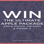 Win the Ultimate Apple Package | Tip Top