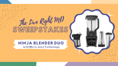 The Live Right MD Sweepstakes Contest | Live Right MD