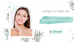 Silverado Aesthetic Clinic Holiday Sweepstakes