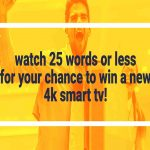 YES TV – Win A TV