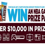 "HERSHEY and CIRCLE K  ""ULTIMATE NBA GAMING CONTEST"""