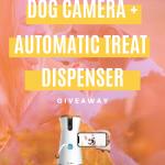Furbo Dog Camera + Automatic Treat Dispenser Giveaway