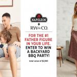 RW & CO – Backyard BBQ Party Contest
