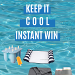 Keep It Cool Instant Win Game