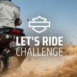 Harley-Davidson Let's Ride Challenge