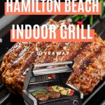 Steamy Kitchen – Hamilton Beach Indoor Grill Giveaway