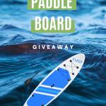 Steamy Kitchen – Paddle Board Giveaway
