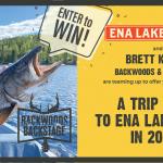 Ena Lake Lodge Sweepstakes