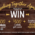 Cooking Together Contest  | Stokes Stores