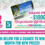 Enter To Win | Margaritaville